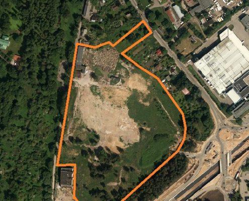 Paziņojums par lokālplānojuma izstrādes uzsākšanu zemesgabaliem Gulbju ielā 17A un Bauskas ielā 159A