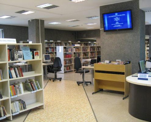 Pēc labiekārtošanas atkal atvērta RCB Šampētera filiālbibliotēka