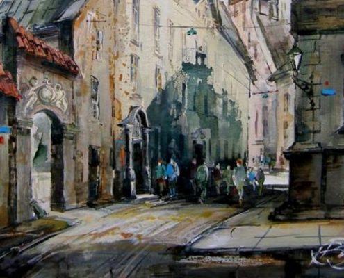 29.martā plkst.15.00 Rīgas Centrālās bibliotēkas Juglas filiālbibliotēka aicina uz tikšanos ar izcilo vēsturnieku, arheologu un grāmatu autoru Andri Cauni un gleznotāju Rolandu Bruno Butānu