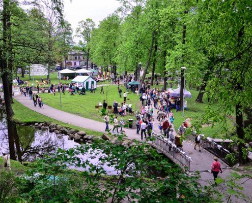 21. maijā aicina svinēt Pārdaugavas svētkus 2016