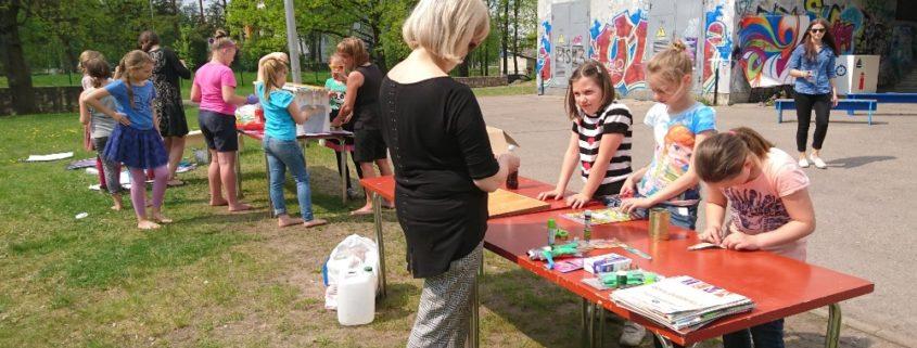 """12. maijā Rīgas Kultūras un atpūtas centrā """"Imanta"""" notiks Mākslas dienas Imantā 2017"""