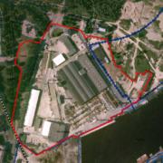 Tiek uzsākta lokālplānojuma redakcijas un tā stratēģiskā ietekmes uz vidi novērtējuma (SIVN) publiskā apspriešana teritorijai Rīgā, Daugavgrīvas ielā 93