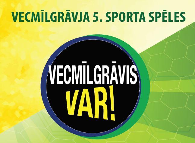 Vecmilgrāvis Sporta spēles