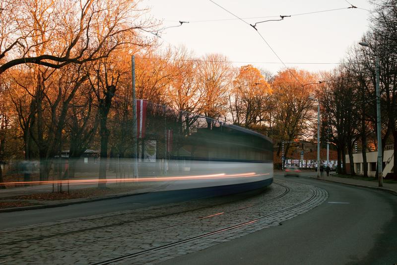 Rīga rudenī